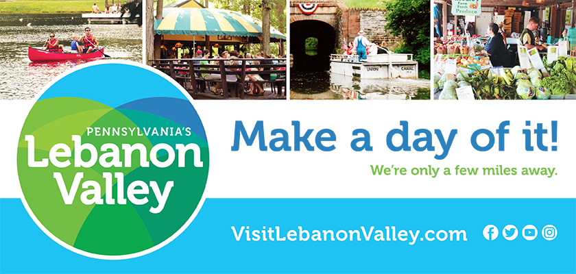 Make a day of it | Visit Lebanon Valley